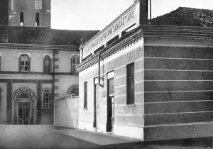 La banca negli anni Venti del Novecento. © Archivio Officina della Memoria