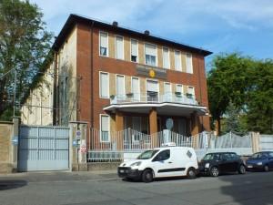 Istituto Maria SS. Consolatrice. Via Caprera 46. Fotografia di Paola Boccalatte, 2014. © MuseoTorino