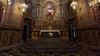 Gregorio Guglielmi, Pala dell'altare maggiore raffigurante la Madonna con i tre santi martiri, 1765-1766. Fotografia di Paolo Mussat e Paolo Pellion, 2010. © MuseoTorino