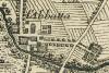 Abbadia di Stura.Gaspard Baillieu, Plan de la Ville et Citadelle de Turin, 1705, © Archivio Storico della Città di Torino