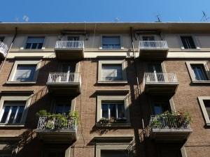 Edificio di civile abitazione in via Pietro Piffetti 20