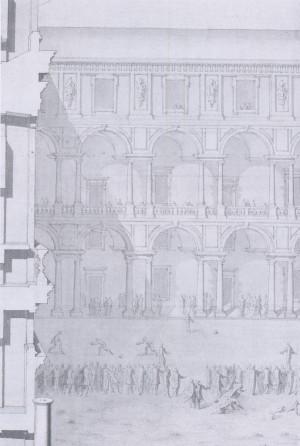 """Il """"giuoco del pallone"""" in Accademia"""