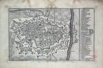Pianta topografica della città di Torino, 1769