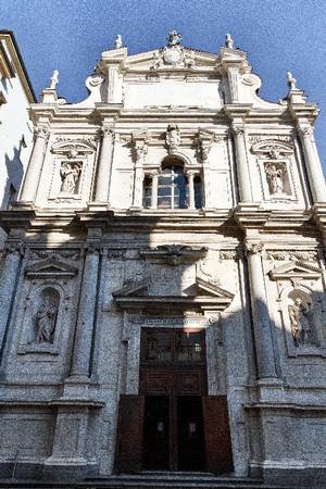 Chiesa del Corpus Domini. Fotografia di Mattia Boero, 2010. © MuseoTorino