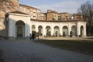 Orangerie di villa Amoretti. © Città di Torino.