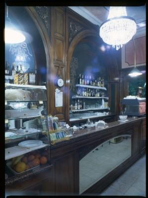 Bar Francia, interno, 1998 © Regione Piemonte