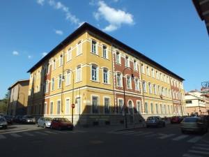 Scuola elementare Cesare Battisti in via Luserna di Rorà 12, 14. Fotografia di Paola Boccalatte, 2014. © MuseoTorino