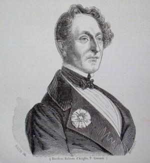 Roberto d'Azeglio (Torino 24 settembre 1790 – 23 dicembre 1862)