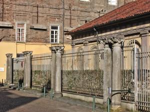 Palazzo dell'Accademia Militare (già Accademia Reale)