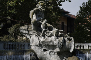 Luigi Contratti (Portogruaro Veneto 1863 - Torino 1924)