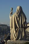 Monumento della Fede. Fotografia di Giuseppe Caiafa, 2011.