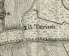 Cascina Il Tarino. Carta topografica dimostrativa dei contorni della Città di Torino, 1785. © Archivio Storico della Città di Torino