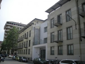 Casa di riposo RSA La Trinité, già scuola elementare Vittoria Colonna