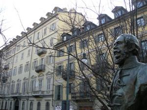 Lapide dedicata a Luigi Kossuth