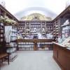 Farmacia Operti, interno, Fotografia di Marco Corongi, 2001 ©Politecnico di Torino