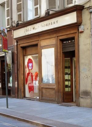 Free Map Company, esterno, Fotografia di Marco Corongi, 2005 ©Politecnico di Torino