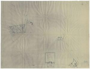 Bombardamenti aerei. Censimento edifici danneggiati o distrutti. ASCT Fondo danni di guerra inv. 2506 cart. 51 fasc. 6. © Archivio Storico della Città di Torino