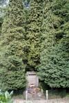 Il monumento, Sacrario del Pian del Lot. Fotografia di Caterina Franchini, 2010
