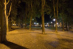Piazza Maria Teresa. Fotografia di Roberto Goffi, 2010. © MuseoTorino.
