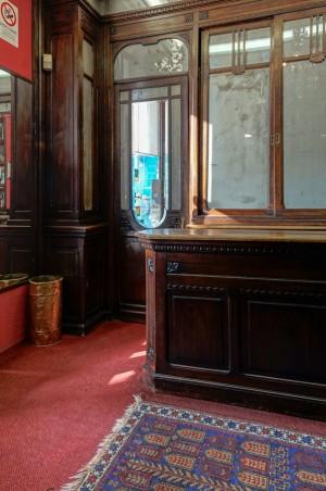 Les Lunettes, ottica, interno, 2017 © Archivio Storico della Città di Torino