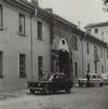 Cascina Mirafiori. Fotografia dei primi anni Ottanta del Novecento