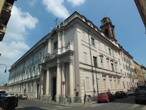 Chiesa della confraternita del Santissimo Sudario e Ospedale dei Pazzerelli