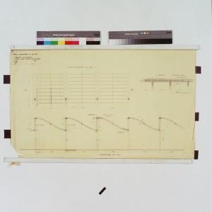 Progetto di Pier Luigi Nervi per lo stabilimento Oréal a Settimo Torinese