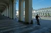 I portici di piazza Vittorio Veneto. Fotografia di Dario Lanzardo, 2010. © MuseoTorino.