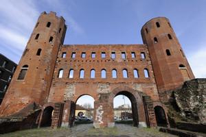 Porta Palatina. Fotografia Studio fotografico Gonella, 2010. © MuseoTorino.