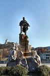 Odoardo Tabacchi, Monumento a Giuseppe Garibaldi (4), 1887. Fotografia di Mattia Boero, 2010. © MuseoTorino.
