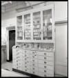 Farmacia Chimica Tullio Bosio, armadio, 1998 © Regione Piemonte