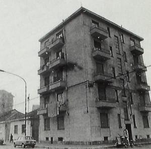 Piccolo nucleo di case di civile abitazione