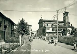 Chiesa di San Grato in Bertolla  ©EUT6