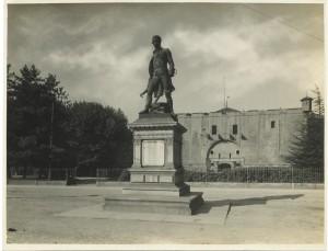 Giuseppe Cassano (1825-1905), Monumento a Pietro Micca. Fotografia di Giancarlo Dall'Armi. © Archivio Storico della Città di Torino