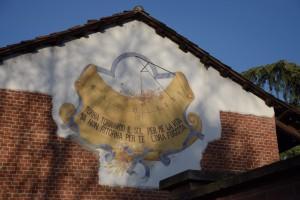 Orologio solare, Villa Scintilla