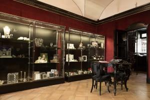 Musy Torino, particolare dell'interno, 2017 © Archivio Storico della Città di Torino