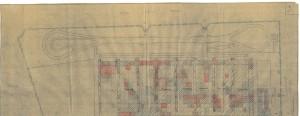 Bombardamenti aerei. Censimento edifici danneggiati o distrutti. ASCT Fondo danni di guerra inv. 2354 cart. 46 fasc. 19 prima parte. © Archivio Storico della Città di Torino