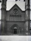 Tempio Valdese, facciata. Fondazione Torino Musei, Archivio Fotografico. © Fondazione Torino Musei