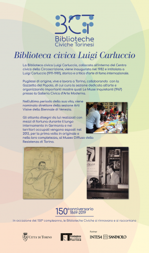 1869-2019. Biblioteca civica Luigi Carluccio
