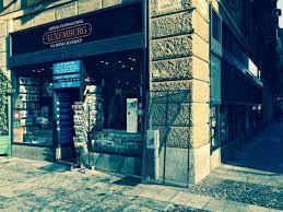 Libreria Internazionale Luxemburg, esterno. © Libreria Internazionale Luxemburg