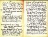Diario dell'Istituto Lorenzo Prinotti, 1943. ASCT, Fondo Prinotti cart. 31 fasc. 11, 10, pp. 42-43. © Archivio Storico della Città di Torino
