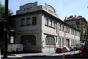 Edificio adibito a loft, già primo stabilimento FIAT