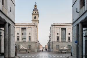 Via Roma, piazza C.L.N.. Fotografia Studio fotografico Gonella, 2014 © MuseoTorino