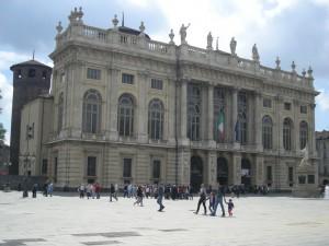 Palazzo Madama. Fotografia di Daniele Trivella, 2013