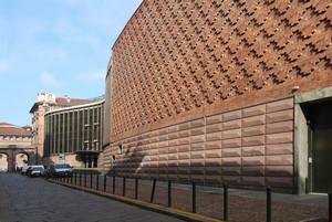 Teatro Regio (retro). Fotografia di Fabrizia Di Rovasenda, 2010. © MuseoTorino