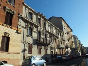 Edificio di civile abitazione - Via Piffetti 12