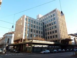 Uffici direzionali delle Cartiere Burgo