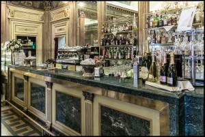 Caffè San Carlo, bancone sala principale, 2016 © Archivio Storico della Città di Torino
