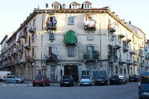 Casa di abitazione via Fossata 18 – via Belmonte 11