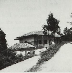 Villa Fede, già Vigna Belgrand, la Marina